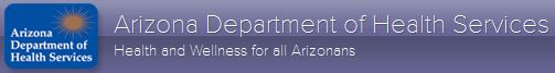 Arizona Department of Health Services Interactive Mapping